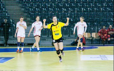 U20/ Ca și calificate la Mondial! România-Croația 33-25, în primul meci din grupa de la Cluj