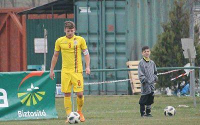 Exclusiv/ Interviu cu Dragoș Albu, căpitanul reprezentativei U17 a României