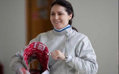 Bianca Pascu, încă un podium internațional la sabie
