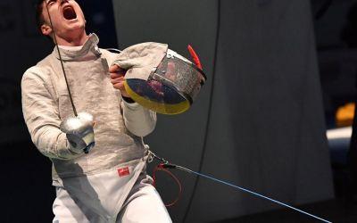 Un erou cu mască! Andrei Păștin ia aurul la Mondialul de cadeți