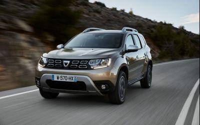 Peste 200 de modele Dacia Duster, chemate în service, deoarece pot rămâne fără o roată din față