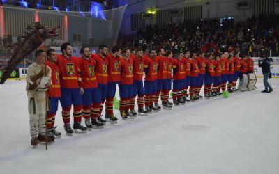 Lotul naționalei de hochei a României pentru Campionatul Mondial
