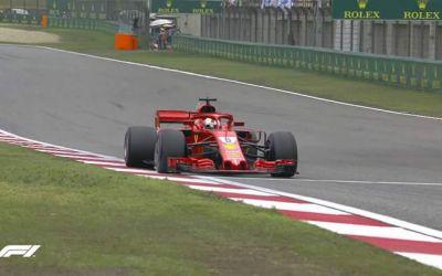 Pole-Position pentru Vettel la Marele Premiu de la Shanghai