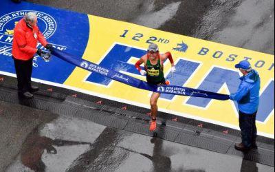Samuraiul Yuki Kawaguchi a câștigat Maratonul Boston