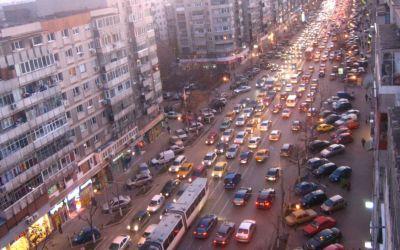 Bucureștiul ar putea interzice mașinile cu motoare Euro 1 și Euro 2 de la anul
