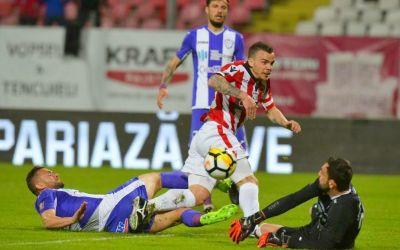 Dinamo se impune la limită cu Poli Timișoara. Victorie controversată a alb-roșilor