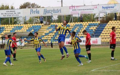 Liga II: Meciuri spectaculoase și multe goluri în meciurile de azi