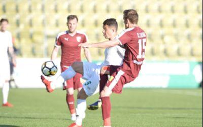 Liga I: Debut cu dreptul pentru Mutu pe banca tehnică a lui FC Voluntari