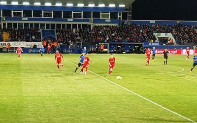 Liga 1: FC Viitorul și FCSB au remizat spectaculos în etapa a 6-a din play-off