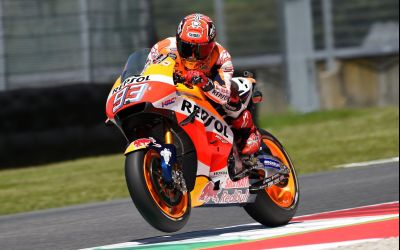 MotoGP: Al 6-lea pole-position consecutiv pentru Marc Marquez la Austin