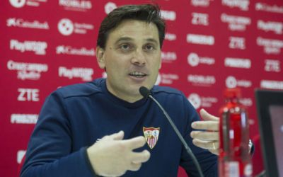 Sevilla va continua cu antrenorul Montella, dar a demis directorul sportiv