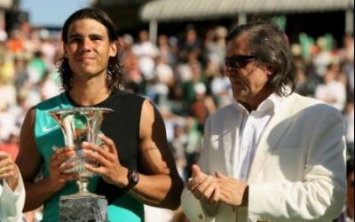 Rafael Nadal bate un record deținut de Ilie Năstase