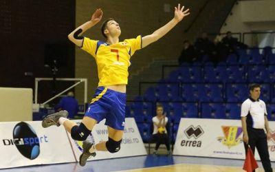 Interviu cu voleibalistul Ovidiu Darlaczi, campion cu Tricolorul Ploiești și internațional de tineret