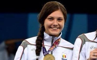 Amalia Tătăran este campioană națională la spadă