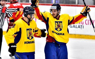 Victorie salvatoare. Naționala României de hochei a învins Croația și nu retrogradează din divizia a treia valorică