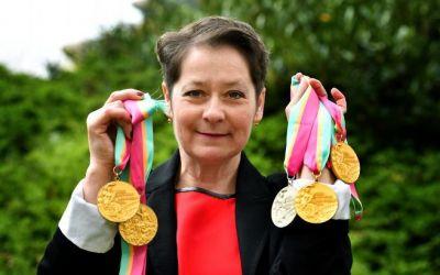 Autoritățile franceze au dat numele Ecaterina Szabo unei săli de gimnastică