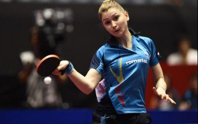 Echipa feminină de tenis de masă a României a fost învinsă de Olanda