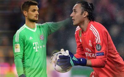 Cât de mult au contat portarii în semifinala Real Madrid-Bayern Munchen ?