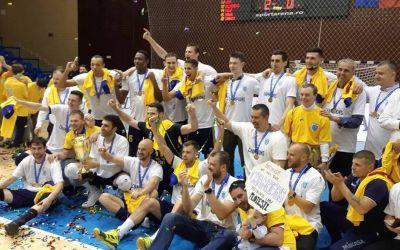 Event. Tricolorul Ploiești a câștigat Cupa României la volei masculin