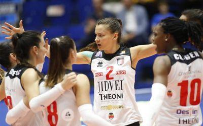 Performanță istorică. Volei Alba Blaj s-a calificat în finala Ligii Campionilor