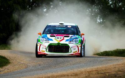 Giandomenico Basso a câștigat Transilvania Rally