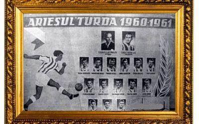 Povestea uitată a Arieșului Turda, una dintre cele mai surprinzătoare câștigătoare de Cupa României