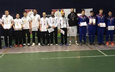 CSU Poli Timişoara a devenit campioană naţională la floretă masculin pe echipe
