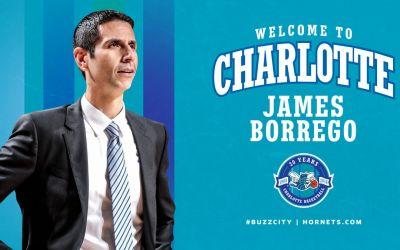 James Borrego este noul antrenor al lui Charlotte Hornets