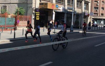 Kenyenii au câștigat Semimaratonul Internațional București