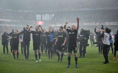 VIDEO / Sărbătoare pe Jan Breydel. Club Brugge, campioana Belgiei  pentru a 15-a oară