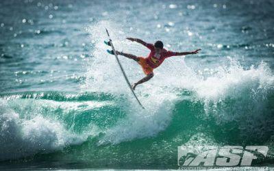 VIDEO / Surferul brazilian Filipe Toledo a fost notat cu 10