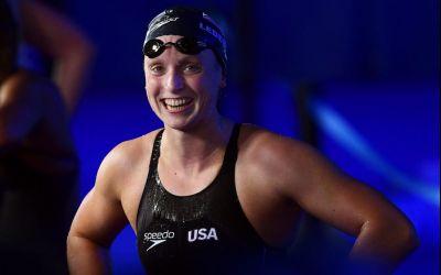 Record mondial la 1500 de metri liber pentru Katie Ledecky