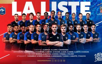 Franța, fără Payet, Benzema și Lacazette la Cupa Mondială. Deschamps mizează pe o echipă tânără