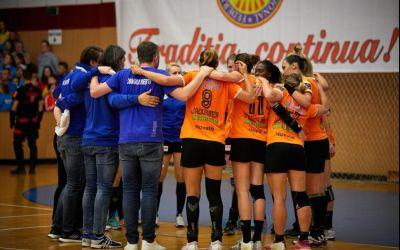 CSM București a terminat sezonul cu o victorie lejeră, dar și cu Udriștoiu accidentată