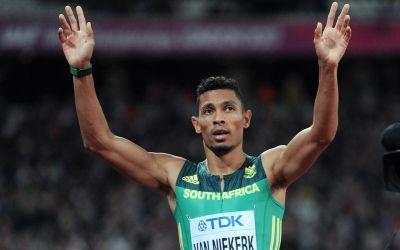 Wayde van Niekerk a anunțat că nu va concura în 2018: Voi domina însă următorul deceniu