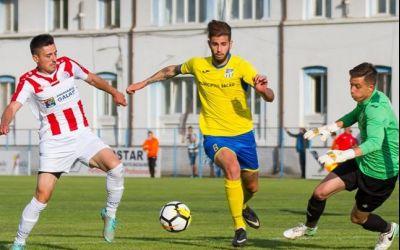 Bacăul a câștigat lupta cu Oțelul Galați și a promovat în Liga 2