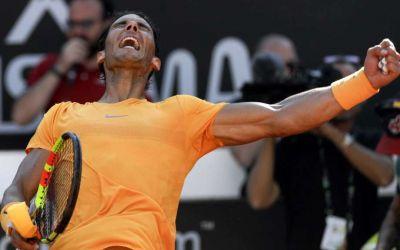 Rafael Nadal își confirmă statutul de rege al zgurii și îl învinge pe Novak Djokovic la Roma