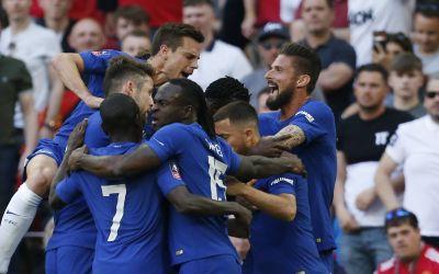 Chelsea salvează sezonul prin câștigarea FA Cup