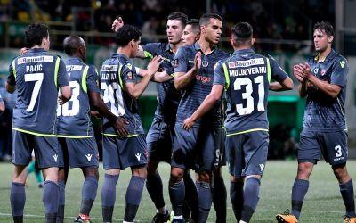 Dinamo face instrucție cu Concordia și câștigă cu 4-0