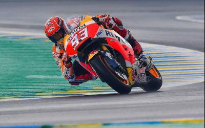 Moto GP: Marc Marquez profită de gafele adversarilor și se impune la Le Mans