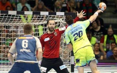 Fuchse Berlin câștigă Cupa EHF! Mihai Popescu, cel mai bun portar din Final 4