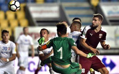 FC Voluntari și FC Botoșani remizează alb. Adrian Mutu este în continuarea primei victorii pe teren propriu