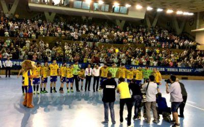Potaissa pierde în Grecia, dar trofeul Challenge Cup vine la Turda