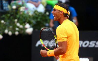 Rafael Nadal a câștigat titlul la Roma și a revenit pe primul loc ATP