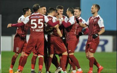 CFR Cluj este noua campioană în Liga 1. FCSB și CSU Craiova au completat podiumul