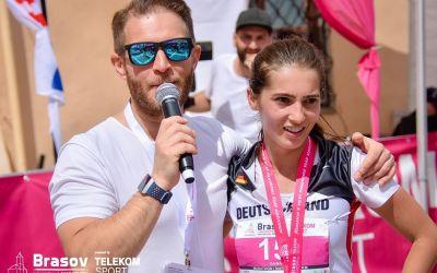 Igor Timbalari și Iulia Găinariu au câștigat Maratonul Internațional Brașov