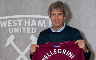 Manuel Pellegrini este noul antrenor al lui West Ham United