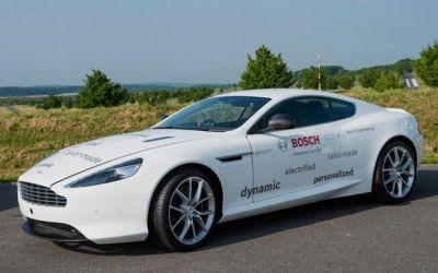 Bosch a solicitat autorizație pentru a testa mașini autonome la Cluj-Napoca