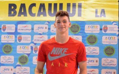 Daniel Martin a reușit un record național la Internaționalele României