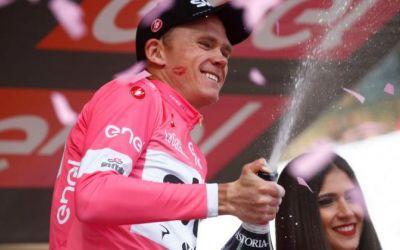 S-au risipit emoțiile în Il Giro: Froome câștigă Turul Italiei